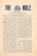 The Mole (front cover)