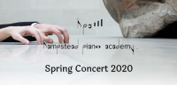Hampstead Piano Academy Spring Concert 2020