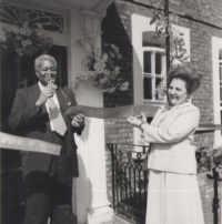 The Opening of Burgh House, 1979 (1998.47.1)
